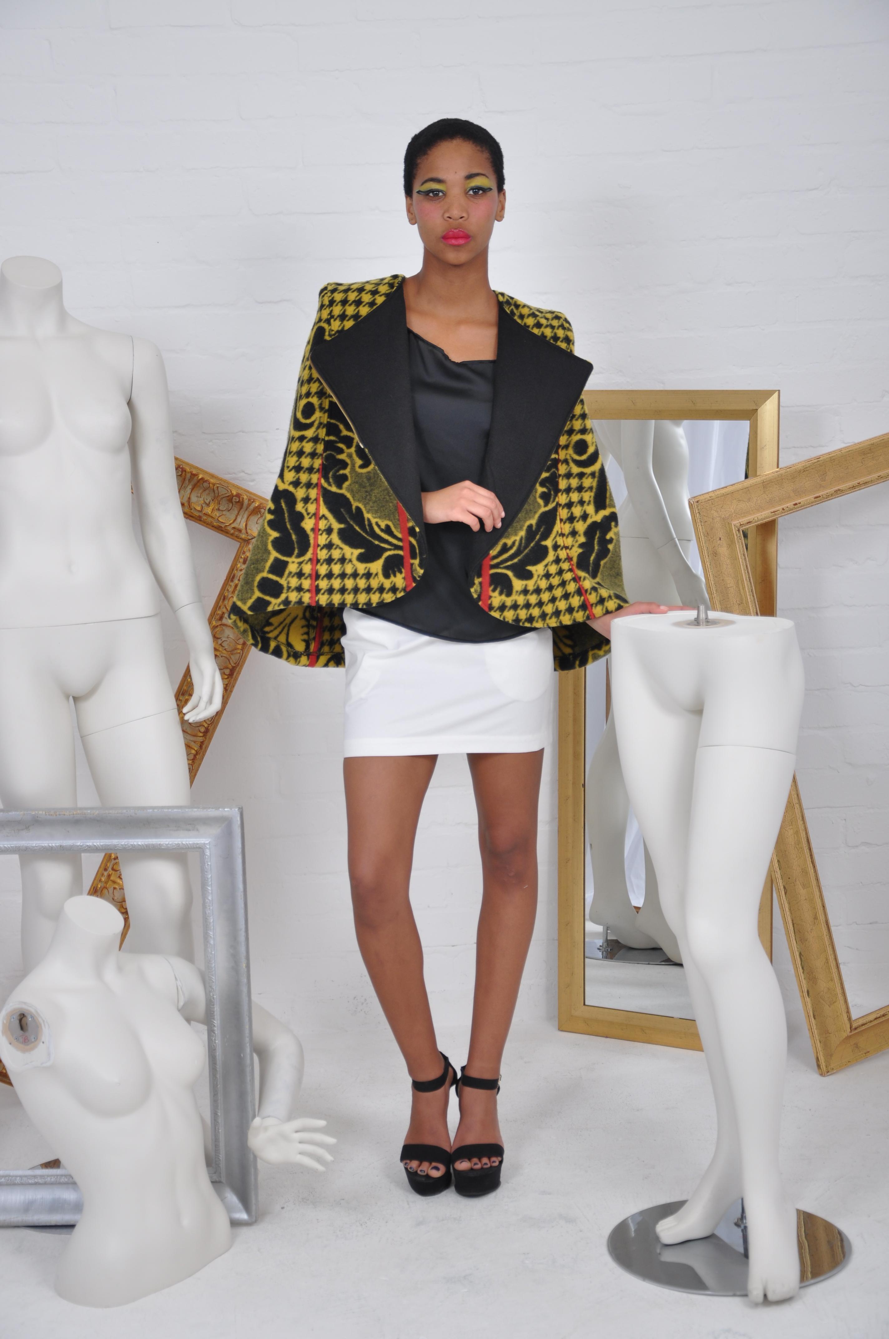 Thabo makhetha designs design indaba for Modern house dress