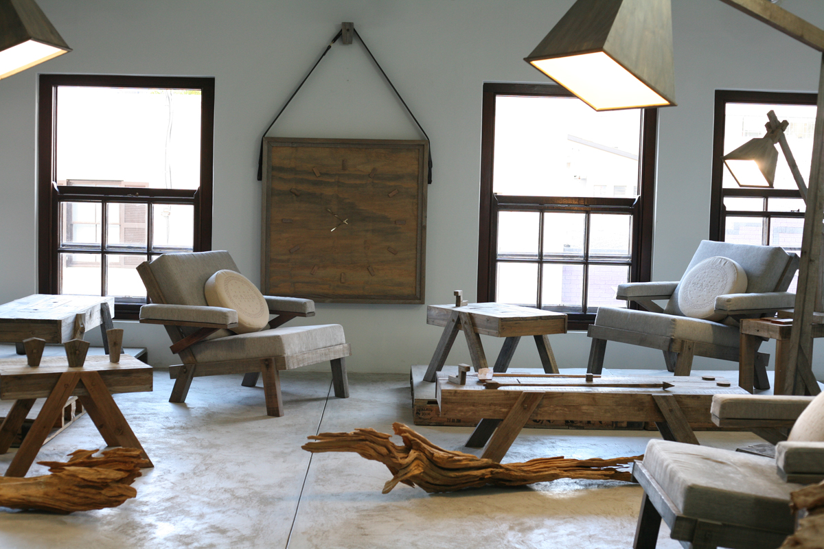 Drift furniture design indaba for African american furniture designers