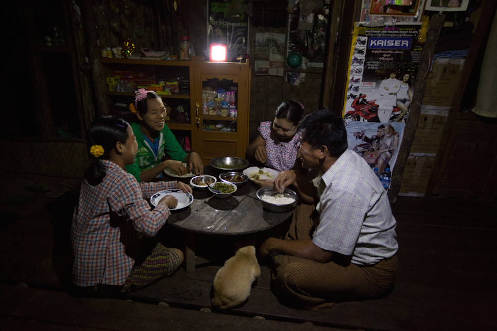 Myanmar Battling Poverty With Human Centred Design Design Indaba