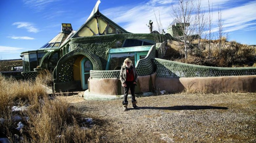 earthships a new way for change Self-sufficient, passive impact solar homes are a viable way for many people to live.