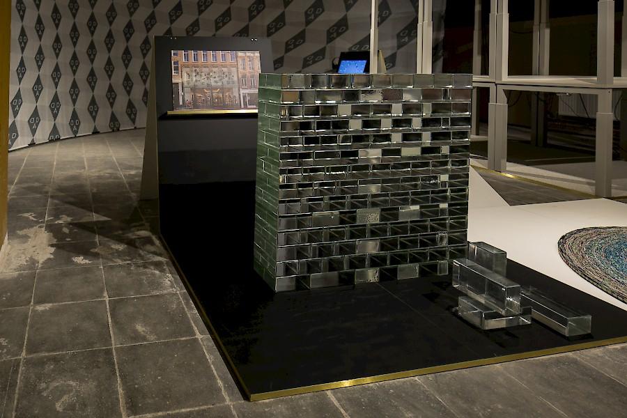 Mvrdv 39 S Magical Crystal House Is Built With Glass Bricks