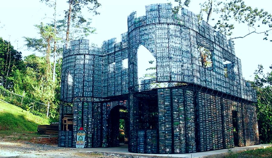 Plastic Bottle Village Design Indaba