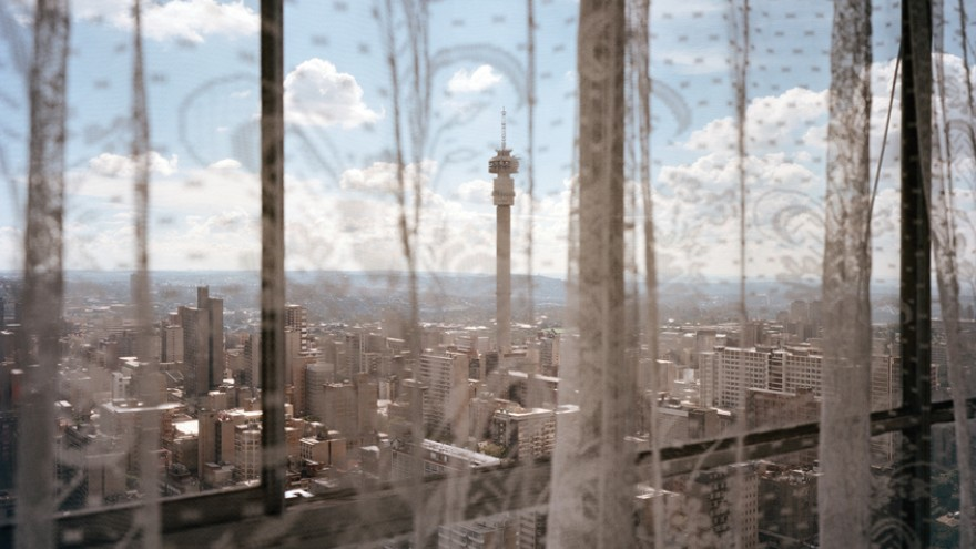 Hillbrow View, Ponte City, Johannesburg, 2008. Photos by Mikhael Subotzky and Pa