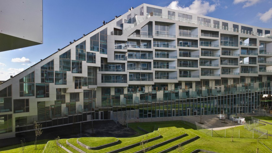 8 House (2010) by Bjarke Ingels Group