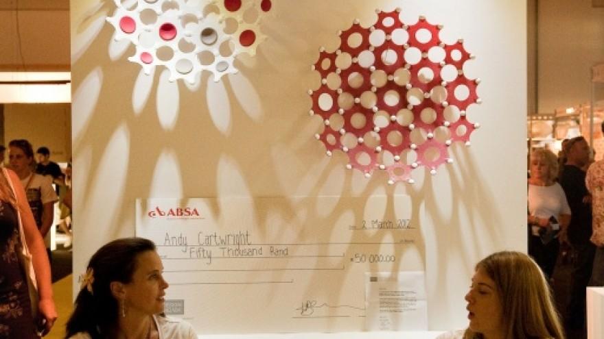 Andy Cartwright wins Design Indaba Innovation Award 2012