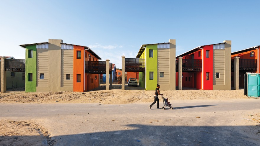 Thusong Service Centre, a multi-purpose facility in Khayelitsha, by Mokena Makek