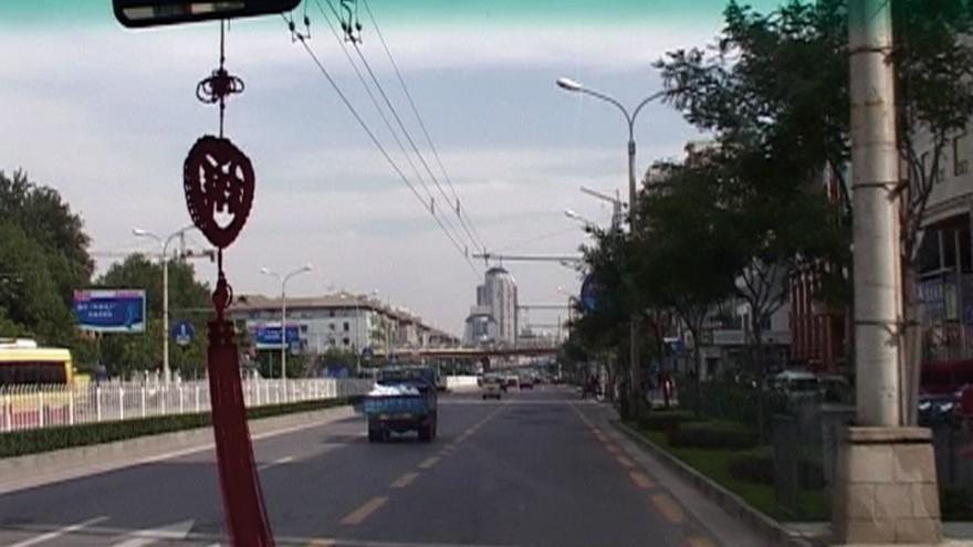 Beijing. 2003. Photo: Ai Weiwei.
