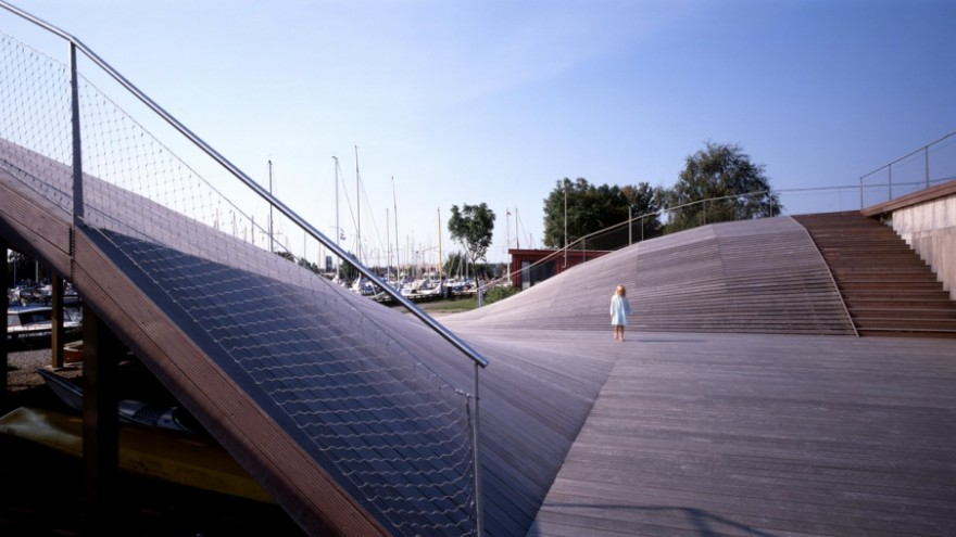 Maritime Youth Hostel by BIG Architects. Photo: Paolo Rosselli.