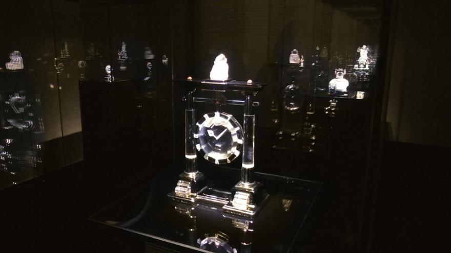 Cartier Time Art by Tokujin Yoshioka.