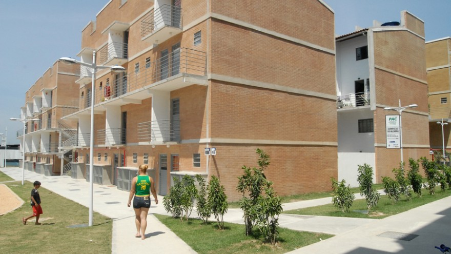 Housing solution as part of the Alemao Accelerated Growth Programme.