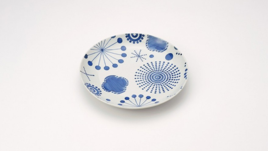 Porcelain tableware by Jaime Hayón.
