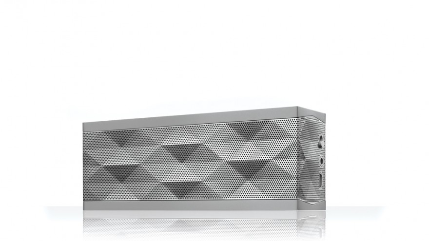 Jambox wireless speaker. Courtesy of Yves Béhar / fuseproject.