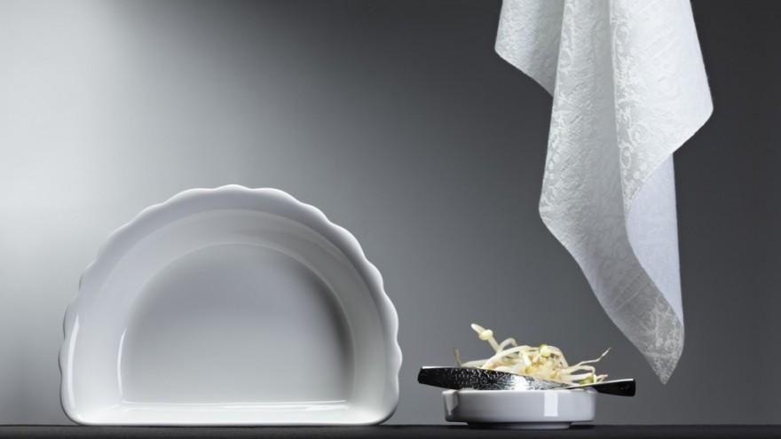 KLM tableware by Marcel Wanders.