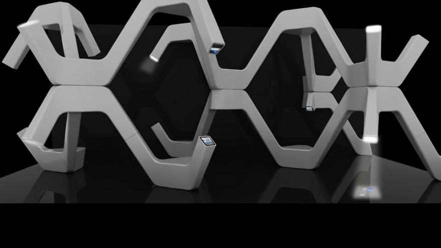 Modular Fabrication for UNStudio.