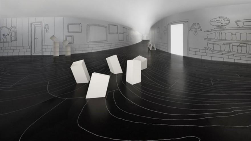 Nendo Solo Exhibition. Photo: Daici Ano.