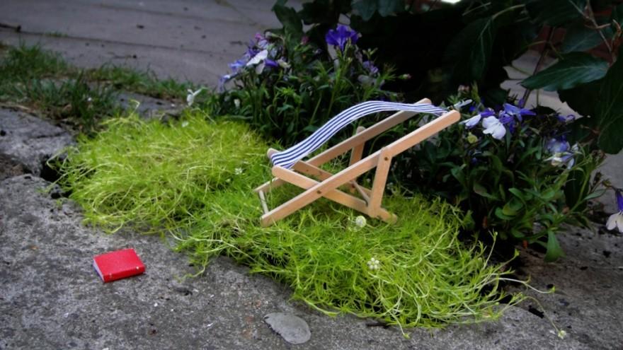 Pothole Gardening.