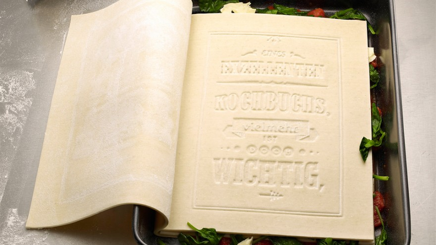 The Real Cookbook. Photo: Himmel & Burwick.