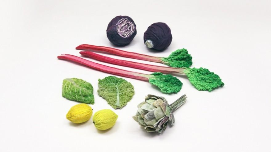 Vegetables by Scholten & Baijings.