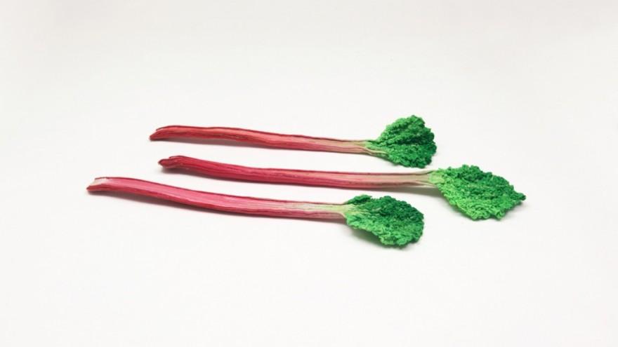 Rhubarb by Scholten & Baijings.
