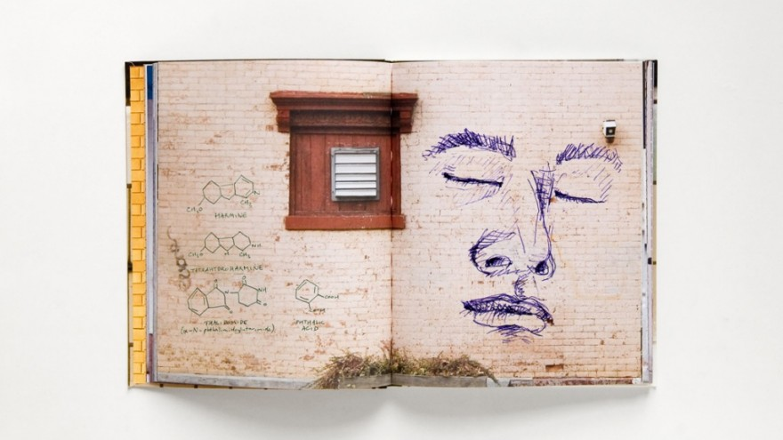 Walls Notebook.
