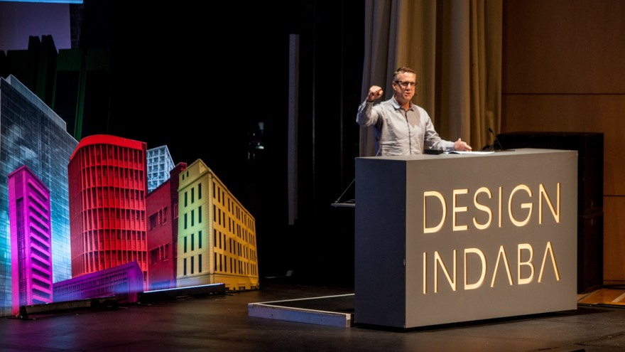 Chris Gotz at Design Indaba Conference 2014