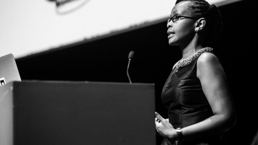 Juliana Rotich at Design Indaba Conference 2014