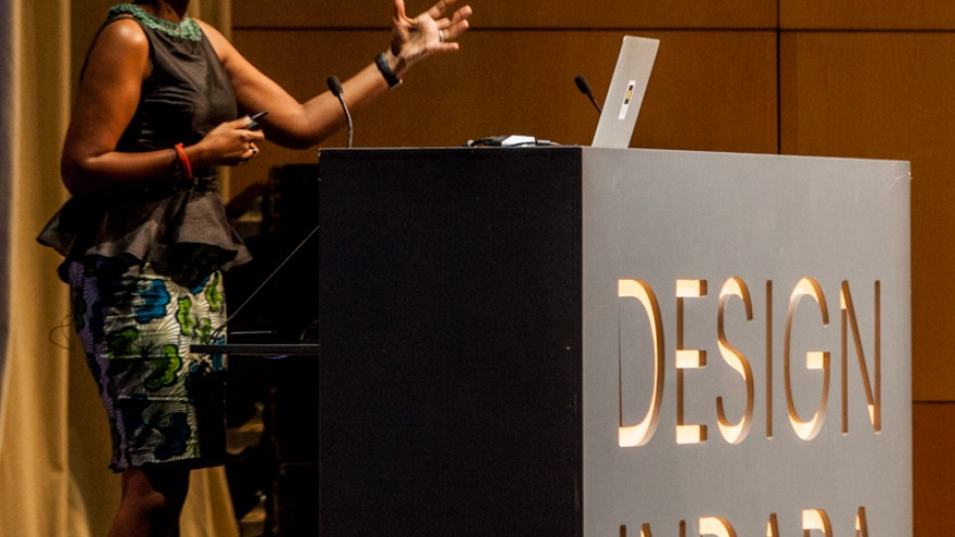 Juliana Rottich at Design Indaba Conference 2014