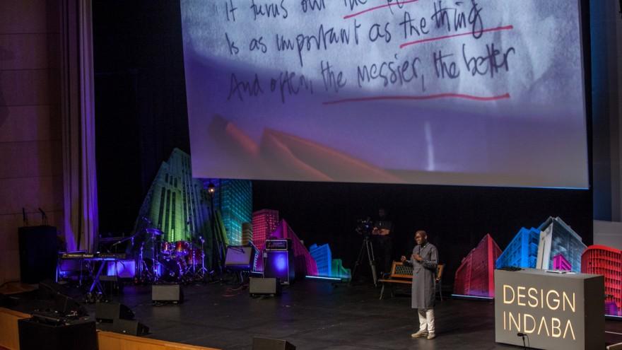 Ije Nwokorie at Design Indaba Conference 2014