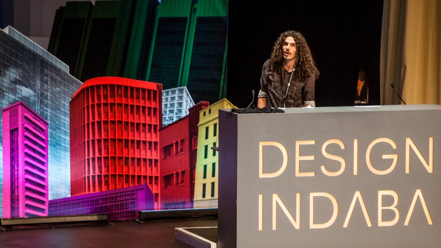 Stefan van Biljon at Design Indaba Conference 2014