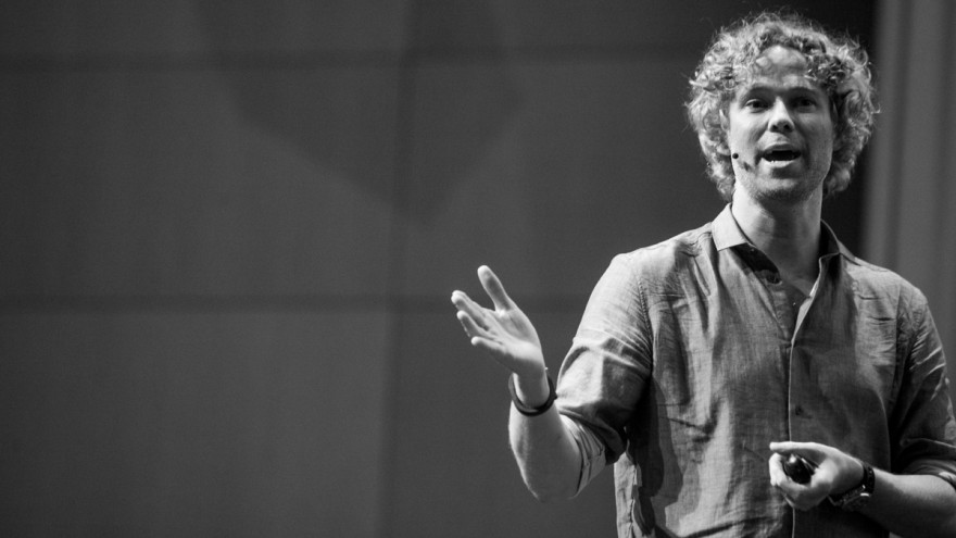 Tom Hulme at Design Indaba Conference 2014