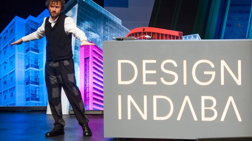 Thomas Heatherwick at Design Indaba Conference 2014