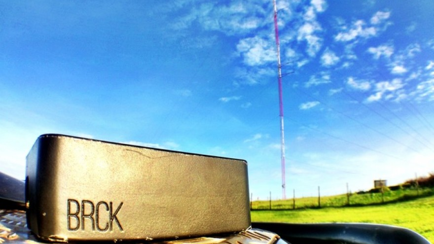 BRCK by Ushahidi, Kenya.