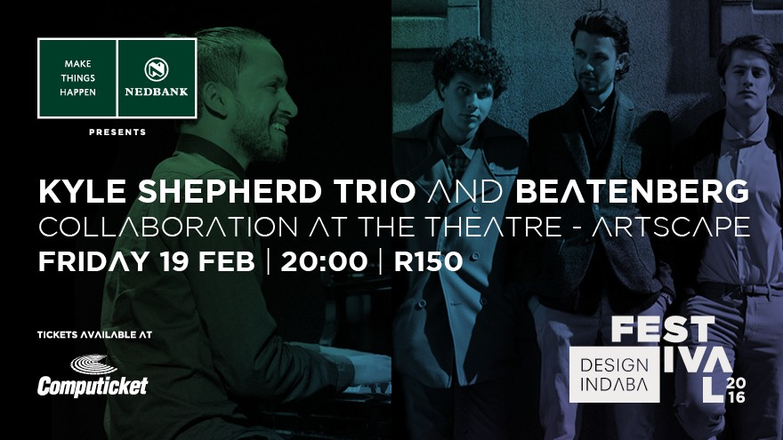 Nedbank presents Beatenberg and Kyle Shepherd Trio Collaboration