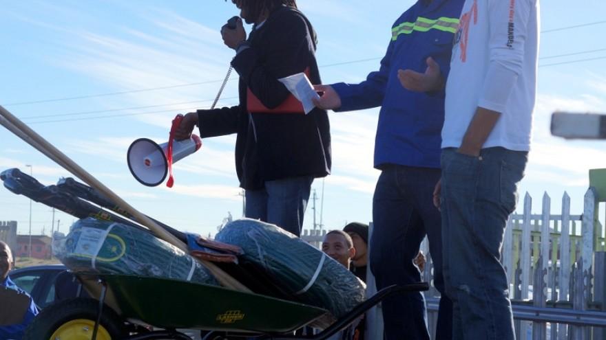 Mandela Day 2012: Boundless Heart Foundation
