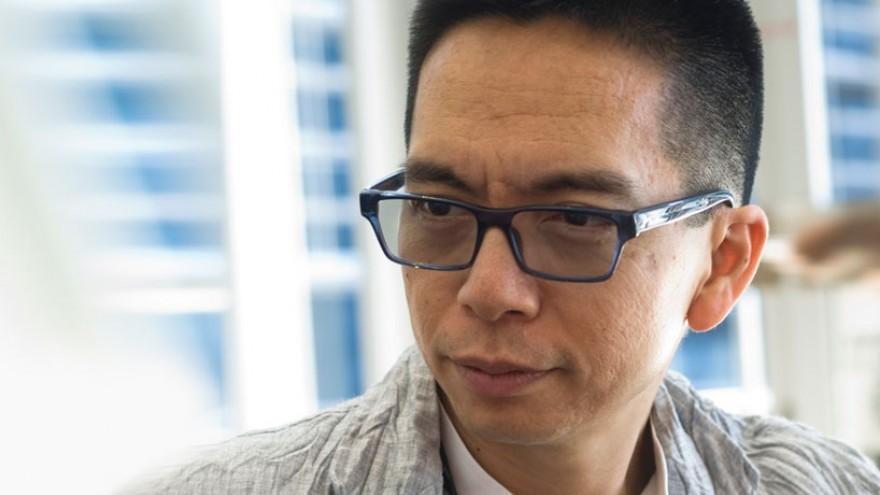 President of RISD John Maeda