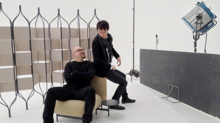 Nichetto = Nendo at Milan Furniture Fair 2013