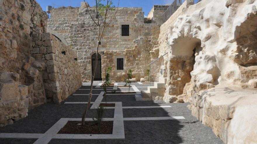 Revitalisation of Birzeit Historic Centre by Riwaq - Centre for Architectural Conservation, Birzeit, Palestine.