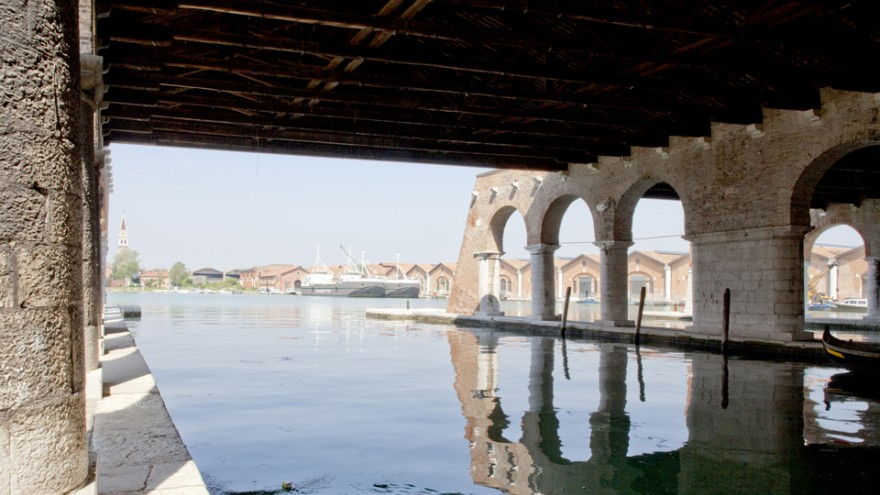 Gaggiandre: Venice Biennale 2013.