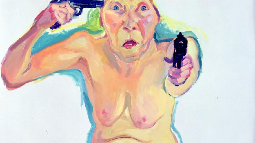 Maria Lassnig: Venice Biennale 2013.