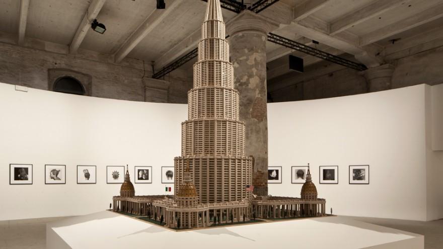 Marino Auriti: Venice Biennale 2013.