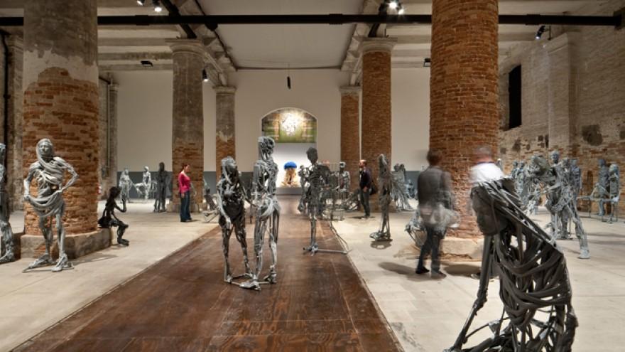 Pawel Althamer: Venice Biennale 2013.