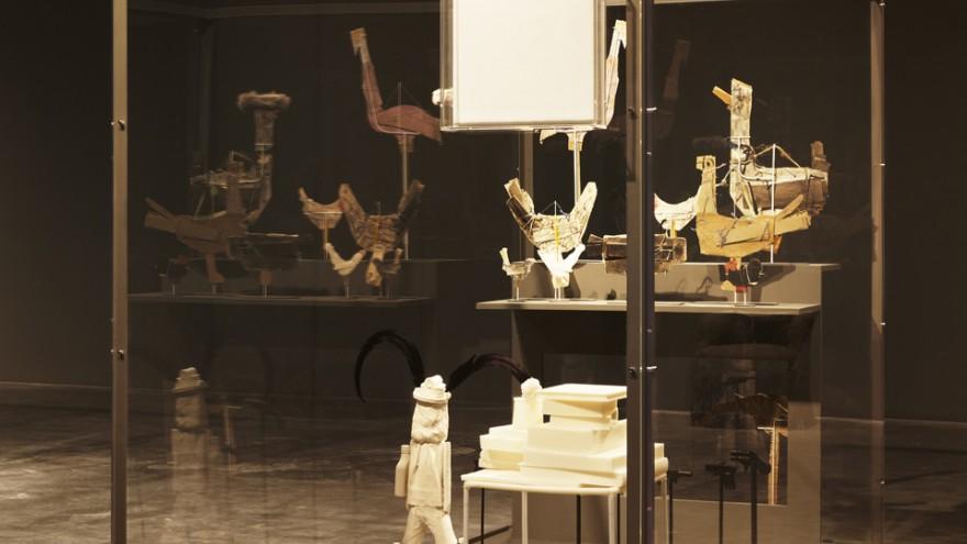 Rosemarie Trockel: Venice Biennale 2013.