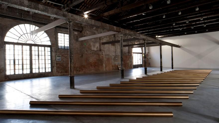Walter De Maria: Venice Biennale 2013.