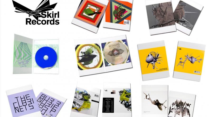 Skirl Records by Hjalti Karlsson.