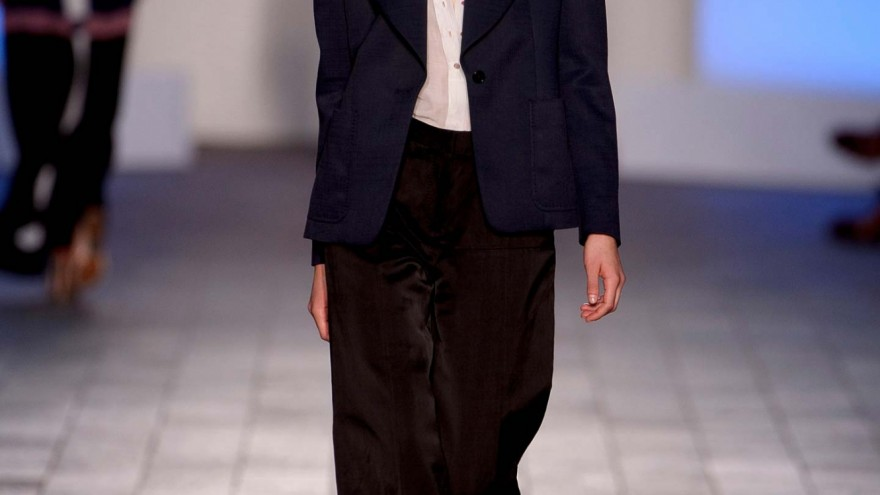 Spring/Summer 2014 women's collection by Paul Smith. Image: © 2013 Paul Smith.