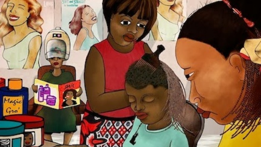Yellow Fever film animation by Ng'endo Mukii, Kenya.