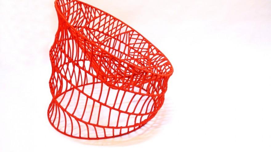 MO armchair by Cheick Diallo, Diallo Design, Mali.