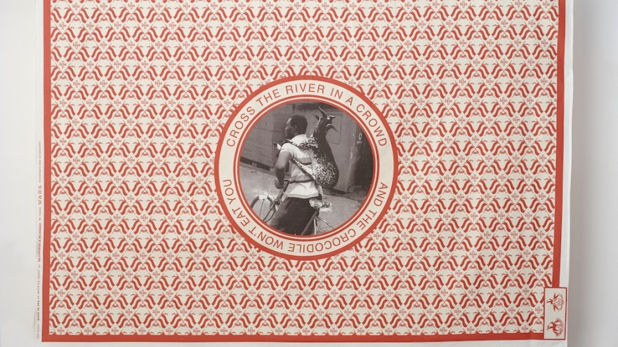 Khanga, Mr Somebody & Mr Nobody by Sharon Lombard and Heidi Chisholm.