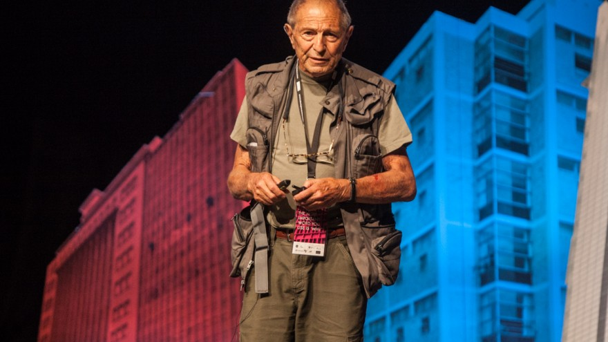 SA photographer David Goldblatt