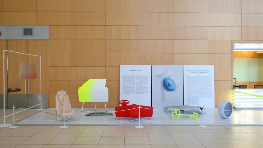 Colour One for MINI by Scholten & Baijings. Image: Jonx Pillemer.